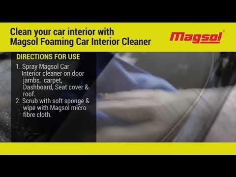 Magsol Car interior cleaner
