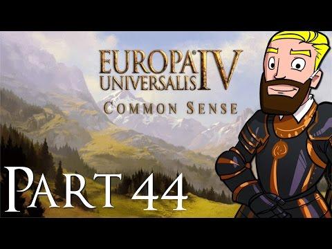 Europa Universalis 4 (EU4)  | Common Sense | Protestant Poland | Part 44