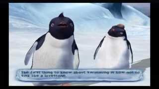Happy Feet Wii Gameplay Part 2