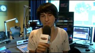 Mitchel Musso Radio Disney Fan Questions Part 2