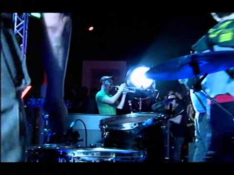 the Rumble Strips - the Boys are Back in Town (Live) (Thin Lizzy) Devon