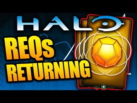 Halo 6 News - REQs WILL BE in Halo 6, MORE Free Content Too? - Lootcrate Controversy