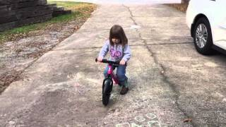 Strider Classic Bike in action