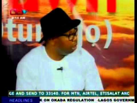 President of The Association of Ogun State Indigenes in Ireland on OGTV.