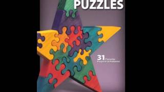 Home Book Review: Wooden Puzzles: 31 Favorite Projects  Patterns (scroll Saw Woodworking  Craft...