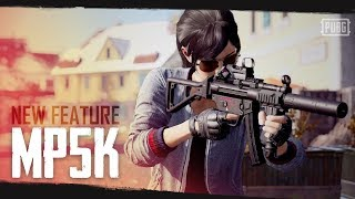 PUBG - New Feature - MP5K thumbnail