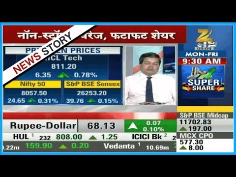 First Trade : SGX Nifty currently trading at 8040 with 22 points rise