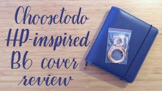 Review | B6 ChooseToDo Notebook Cover