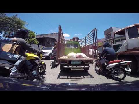 Dumaguete City Traffic - Philippines