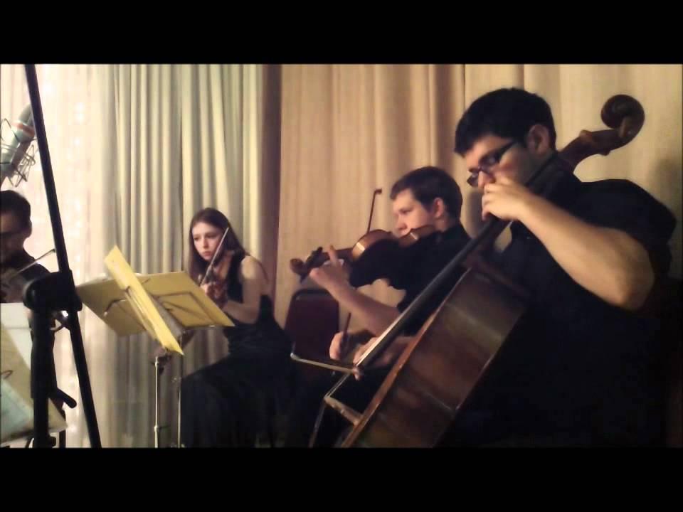Indian Wedding Music Pehla Nasha String Quartet Songs