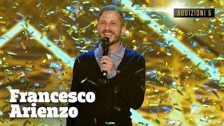 Francesco, il Golden Buzzer di Frank Matano