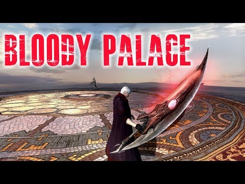 Devil May Cry 4 SE My Gameplay (Dante Bloody Palace) thumbnail