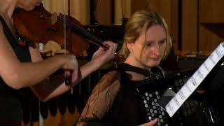 "Aline Zeller and Marie-Andrée Joerger, Graciane Finzi ""Impression tango"""