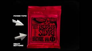 Ernie Ball: ULTRA & BURLY le nuove Slinky 2019