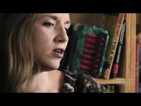 Jolie Holland: NPR Music Tiny Desk Concert