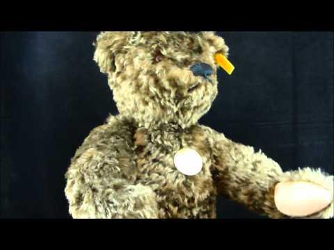 Buy Steiff 42cm Classic Jointed Teddy Bear with Growler