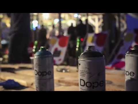 DOPE CANS Graffiti Day X NIEDORZECZNI 500od1500 vol.1