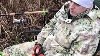 Рыбалка на фидер в январе месяце город Минск