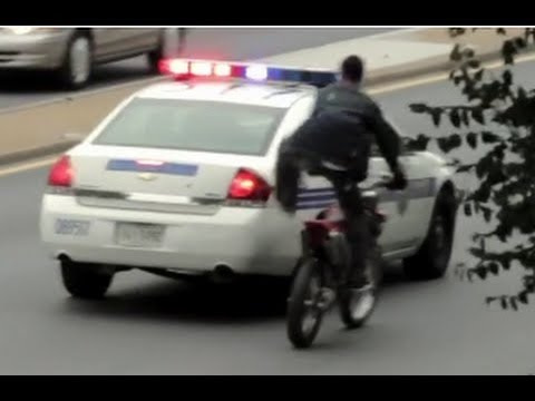 Thumbnail: Street Racers Vs Police Fail Win Compilation 2017