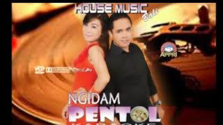 KLIP BALI - NGIDAM PENTOL - Gus Panca feat Gek Yuni - Album Vol.1 - Prduksi 45Pro