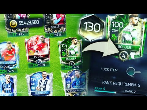 BEST 50 MILLION COINS TEAM UPGRADE - 130 OVR IN FIFA MOBILE 18