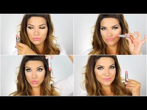 How To: Fix A Broken Lipstick