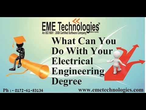 Electrical Engineering , What can you do with your degree | Electrical Engineering