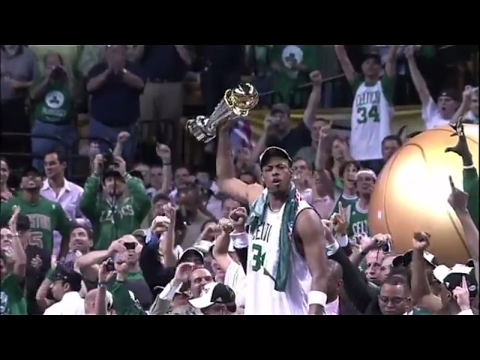 Paul Pierce Earned His Spot In Boston Celtics History | ESPN