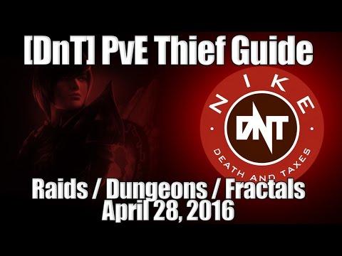 Guild Wars  Daredevil Builds Pve