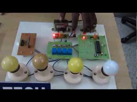 Voice controlled home appliances project report