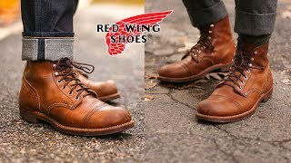 My Red Wing Iron Rangers 1 Year Review
