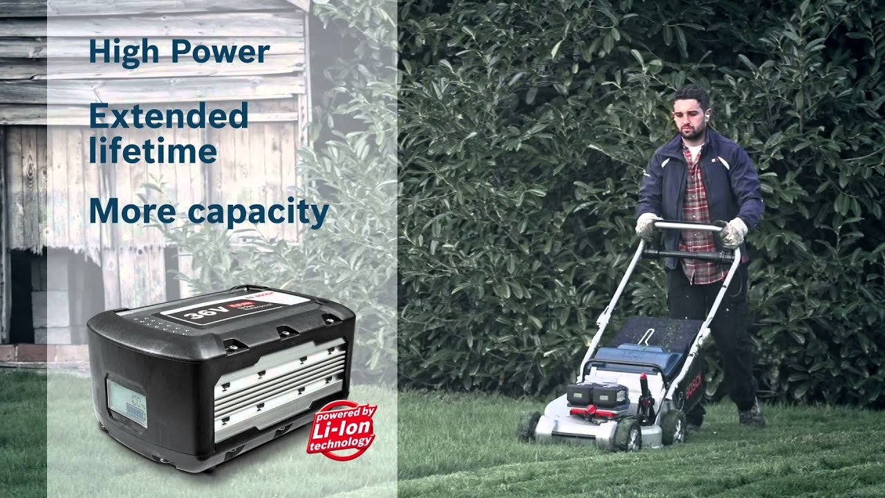 bosch professional cordless garden tools battery pack. Black Bedroom Furniture Sets. Home Design Ideas