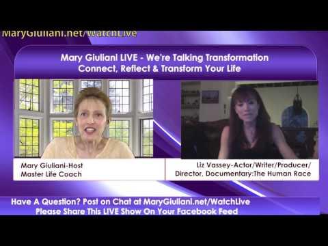 Mary Giuliani LIVE, Episode 8, 31517 Liz Vassey Executive ProducerDirector The Human Race