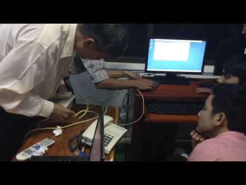 how to configure telephone line BBU-409