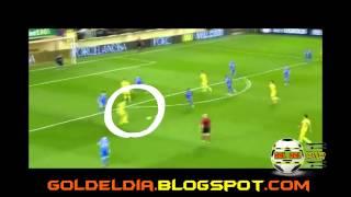Gol Moreno VS Apollon