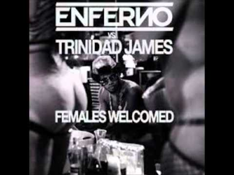Females Welcome (Clean)  Trinidad James