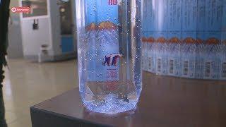 Первая партия камчатской воды отправлена в Китай.
