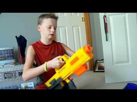 Nerf guns for sale - YouTube