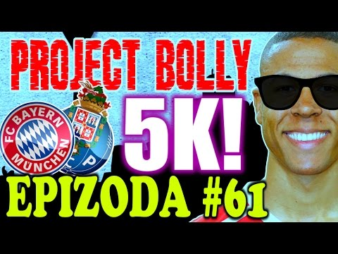 5K SPECIAL! PROJECT BOLLY #61 PORTO! + BAYERN MUNICH! ✦ FORTUNA DUSSELDORF CAREER ✦