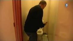 Raismes : un bébé trouvé dans une cuvette de toilettes