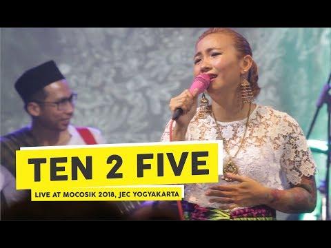 [HD] Ten 2 Five - I Will Fly (Live at MOCOSIK 2018, Yogyakarta)