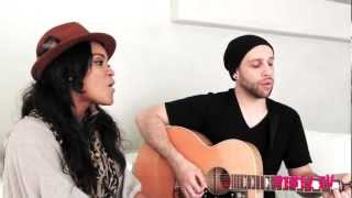 "Shontelle - ""Impossible"" & ""Say Hello To Goodbye"" (Perez Hilton Acoustic Performance)"