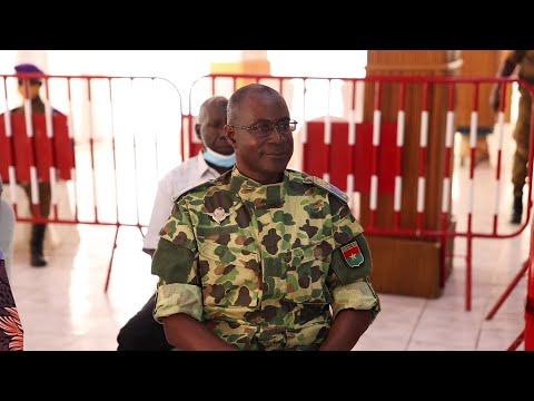 Burkina: ouverture du procès de l'assassinat de Thomas Sankara à Ouagadougou   AFP Images