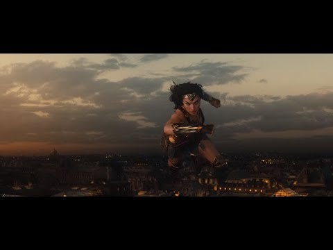 New  The Beach Battle | Wonder Woman [+Subtitles]  And vfx reel 2017 -18