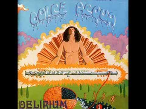 Delirium - Johnnie Sayre (Il perdono) - 1971