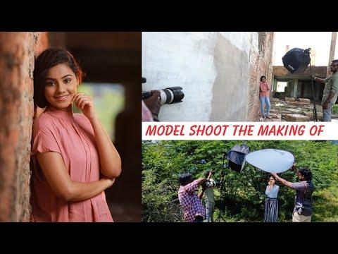Download MODEL SHOOT MAKING OF - LEEMA ROSE - VEE3PROUDTIONS - PORTRAIT PHOTOGRAPHY - BACKLIGHT