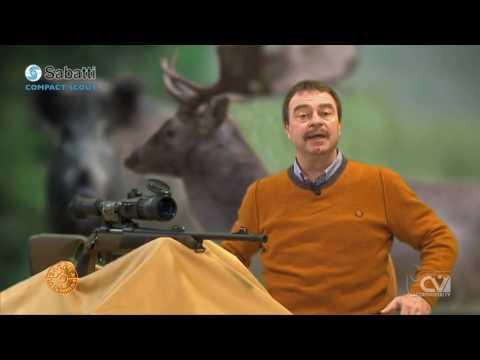 Carabina Sabatti Scout – Calibro 223 e 30 06
