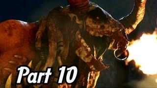 Ryse Son of Rome Walkthrough Gameplay Part 10 - Glott Boss - (Xbox One)