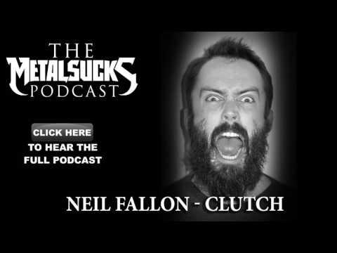 CLUTCH's Neil Fallon on The MetalSucks Podcast #157