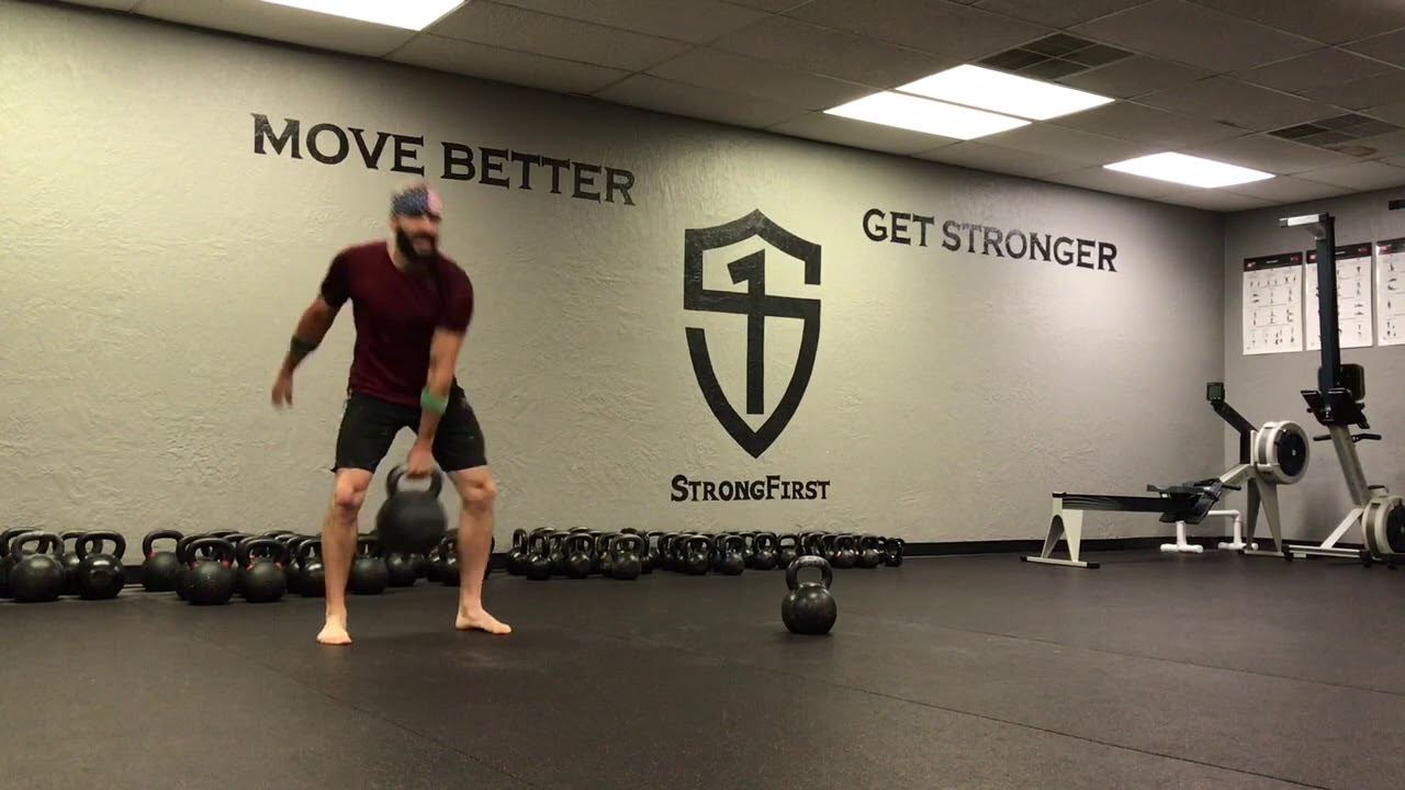 Simple And Sinister Training 56kg Youtube Circuit